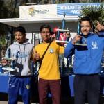 """Resultados Carrera Atlética """"Asalto a las Tierras """" 2015."""