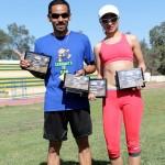 Entrevista a Jorge Soriano y Jaret Bustamente, «Con la vista puesta en el Medio Maratón 2015»
