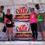 XIX Ultramaratón de los Cañones. Guachochi, Chihuahua 2015.