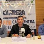 Rueda de prensa 7ma Carrera Atlética CANACINTRA 2016
