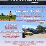 Carrera Atlètica 77 Aniversario Colonia Polvora 6.5 y 2 Km. (06/11/2016)