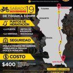 IV Paseo Ciclista El Desafio Mexicali-San Felipe 200 Km. (19/11/2016)