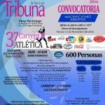 37 Carrera Atlètica Tribuna de San Luis. (12/11/2016)