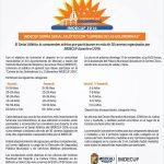Carrera de las Golondrinas 5 y 2 Km. (27/11/2016)
