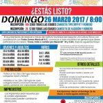 Carrera Atlètica Corre, Trota o Camina por Mexicali 10K y 2 K. (26/03/2017)