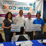 Rueda de Prensa XVI Medio Maratòn Ensenada 2017.