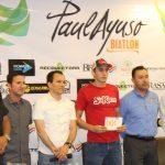 Rueda de Prensa Biatlon Paul Ayuso 2017