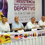 """Rueda de Prensa """"CONGRESO INTERNACIONAL DE RESISTENCIA EN EL ENTRENAMIENTO DEPORTIVO""""."""
