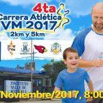 4ta. Carrera Atlética IVM 5 y 2 Km. (26/11/2017)