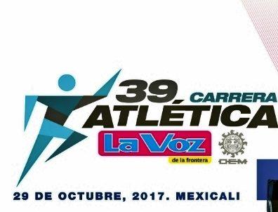 Quedan pocos lugares para la 39ª edición de la Carrera de la Voz de la Frontera.
