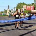 Keyth Reyna y Julio César Rendón son los Campeones de la Carrera de 10 Km. del Casino de Mexicali.