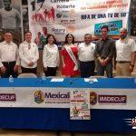 Rueda de Prensa Carrera Rotaria 2017.