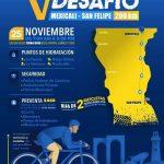V Desafío Mexicali-San Felipe 200 Km. (25/11/2017)