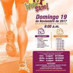 Corre, Trota o Camina Quiero Vivir Sano. 5 y 2 Km. (19/11/2017)