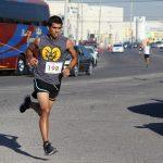 Leonardo Castañeda y Alexa Ochoa fueron los Ganadores en 5 Km de la 1ra. Carrera Atlética Frutería Nena's.