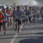 Nutrida Participación de Atletas en la IV Carrera Instituto Valle de Mexicali.