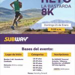 Carrera Campo Traviesa Reto La Bastarda 8 Km. (21/01/2018)