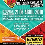 The Super Run 2 y 5 Km.(21/04/2018)