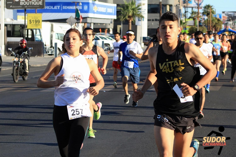 Realiza Carrera Atlética Canacintra 2018.