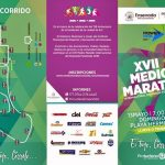 XVII Medio Maratón Internacional Ensenada Powerade 2018.