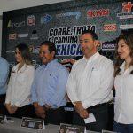 RUEDA DE PRENSA CORRE, TROTA O CAMINA POR MEXICALI