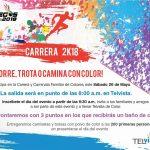 Corre, Trota o Camina con Color Telvista. (26/05/2018)