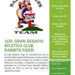 1er. Gran Desafio Atlético Rabbits Tiger