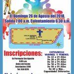 4ta. Carrera San Agustin 5 Km. (26/08/2018)