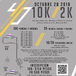 "Carrera Atlética ""La Voz de la Frontera"". (28/10/2018)"