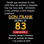 "Ascenso a la Rumorosa ""Don Frank"". (07/10/2018)"