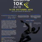 Carrera Atlética Casino de Mexicali 10 y 2 K. (14/10/2018)