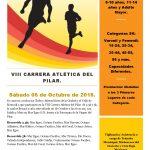 VIII Carrera Atlética del Pilar. (06/10/2018)