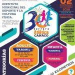 30 Carrera Atlética Canaco (02/12/2018)