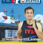 5ta. Carrera Atlética Instituto Valle de Mexicali. (25/11/2018)