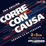 2da. Carrera Corre con Causa. (23/02/2019)