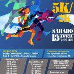 1ra. Carrera Atlética Buenrostro & Cadena. (13/04/2019)