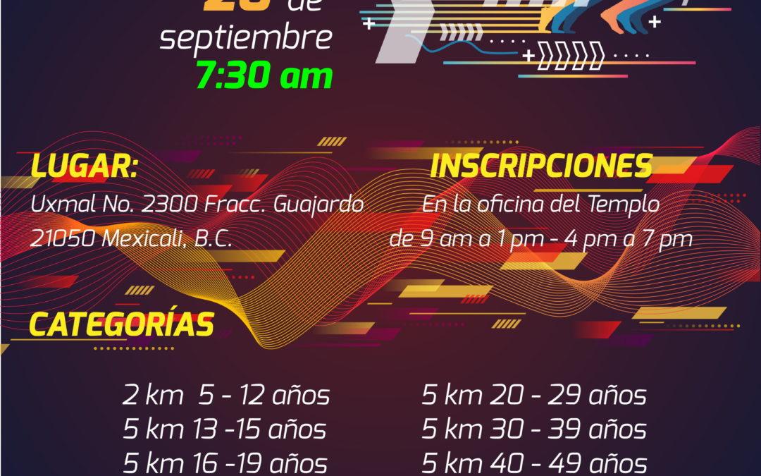 Carrera Atlética San Francisco y Santa Clara de Asís. (28/09/2019)