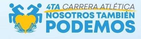 4ta. Carrera Atlética Nosotros También Podemos. (08/12/2019)